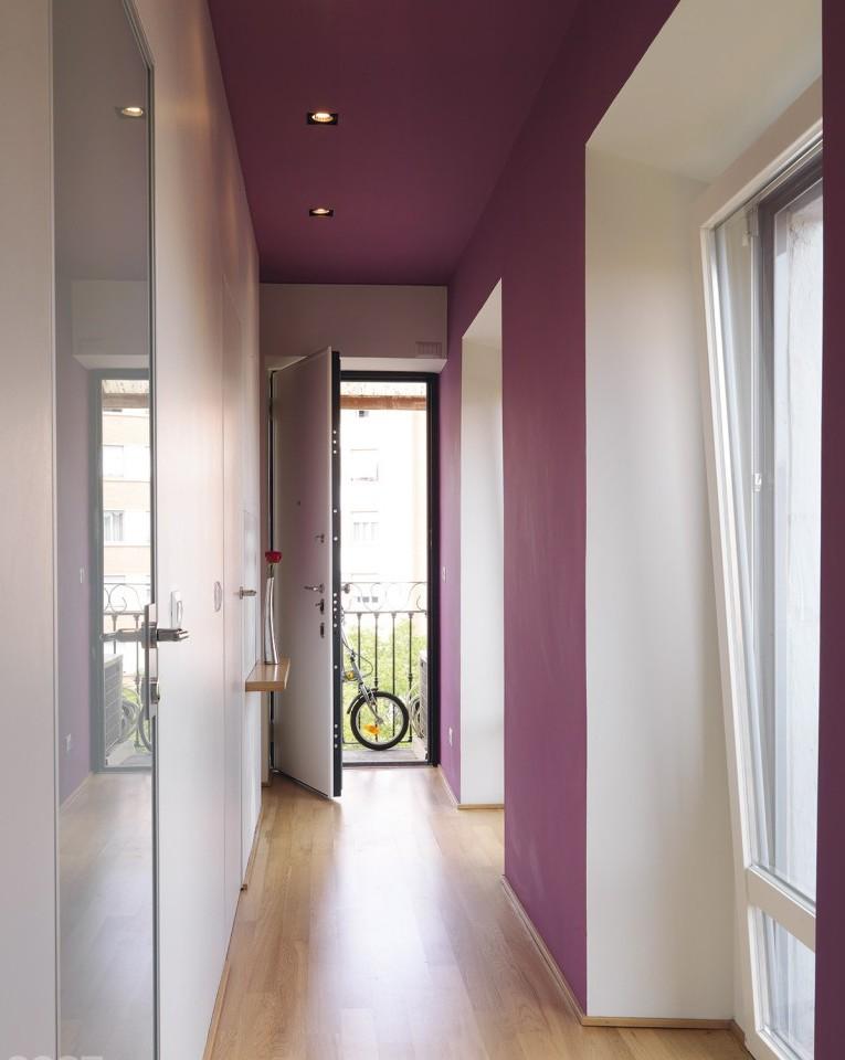 Soffitto qualche idea originale spazio soluzioni - Colori per corridoi di casa ...