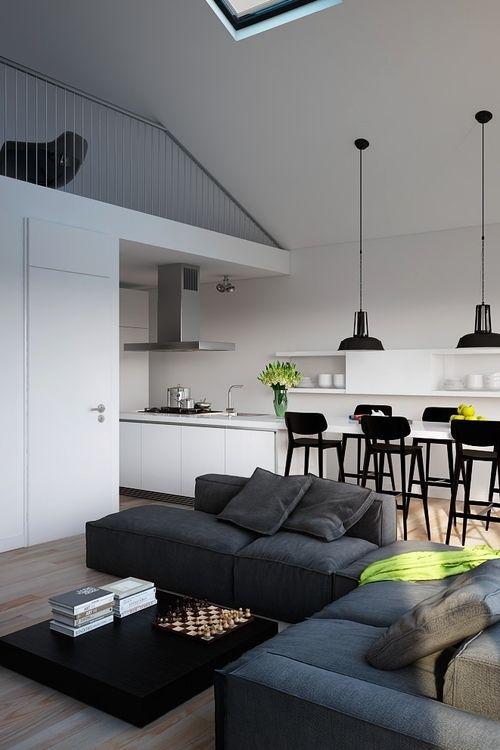 Zona living l ambiente che accoglie spazio soluzioni - Ginestri prima casa divani ...
