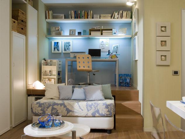 Spaziosoluzioni salvaspazio idee arredamento casa fai da for Soluzioni di arredamento per case piccole