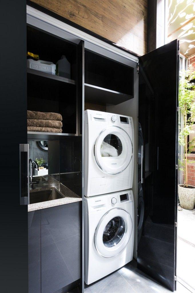 Spazio lavanderia tutto al suo posto spazio soluzioni for Lavatrice balcone