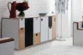 Classico moderno mix perfetto spazio soluzioni for Arredamento ecosostenibile