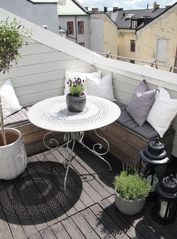 Terrazza, balcone e ... IDEE OUTDOOR. - SPAZIO soluzioni
