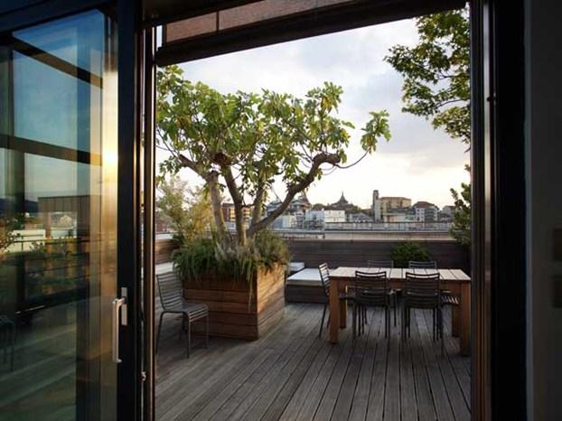 Terrazza balcone e idee outdoor spazio soluzioni for Idee per terrazzi fioriti