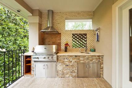 Cucine Esterne In Muratura. Disegni Di Cucine Esterne Stunning ...