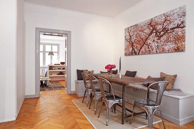 La panca ritorna con un nuovo look spazio soluzioni for Panca angolare con tavolo
