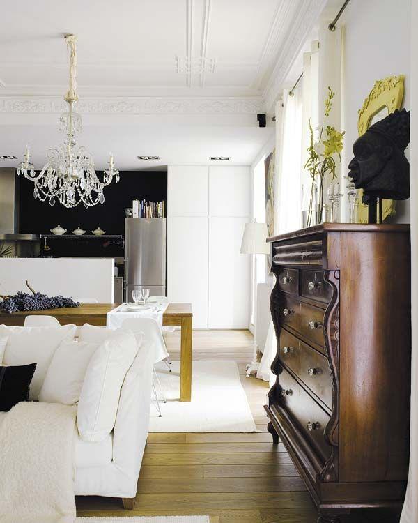 Classico moderno mix perfetto spazio soluzioni for Arredamento casa antica