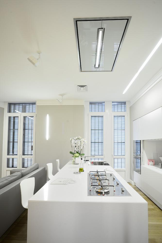 Cappe dal design ricercato spazio soluzioni - Interior design torino ...