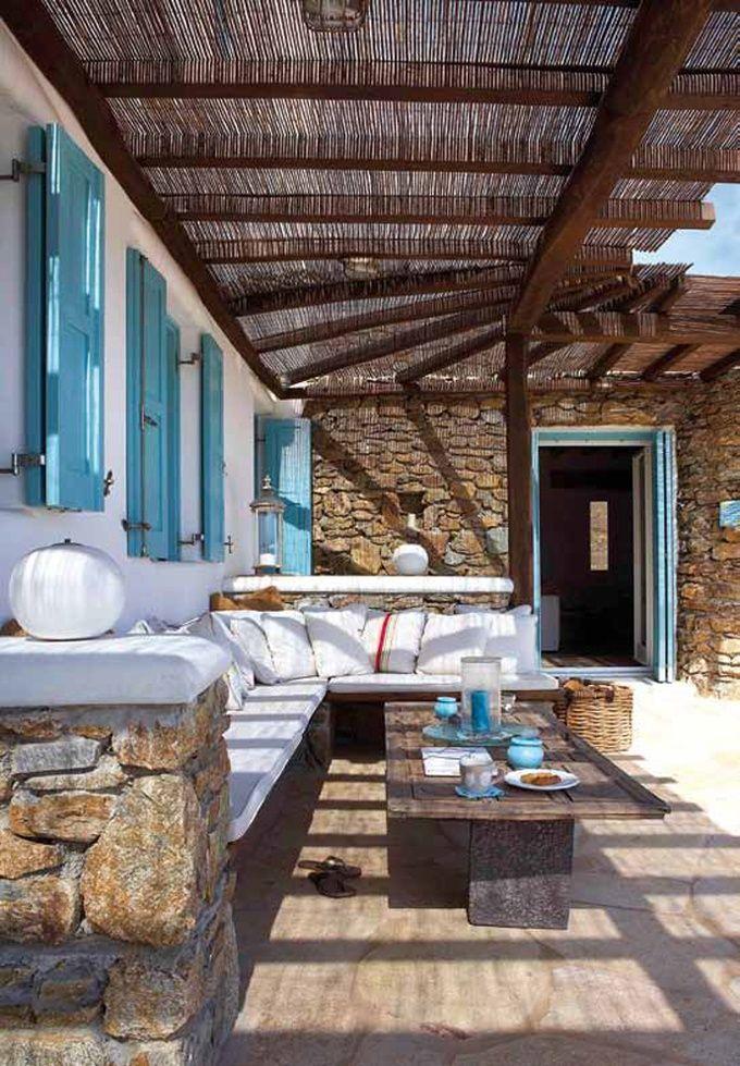 Il pergolato modelli e soluzioni spazio soluzioni for Design della casa mediterranea
