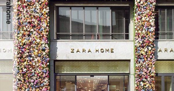 Zara home milano il più grande al mondo spazio soluzioni