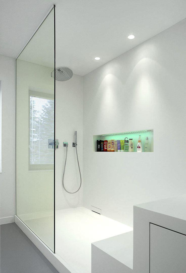 spazio soluzioni - Illuminazione Doccia Con Led