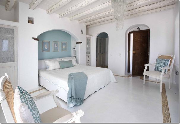 Stile mediterraneo con i colori del mare spazio soluzioni for Bagno in stile mediterraneo