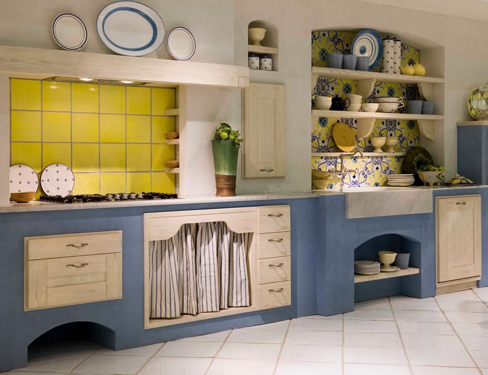 Cucina in muratura: classica o moderna? - SPAZIO soluzioni