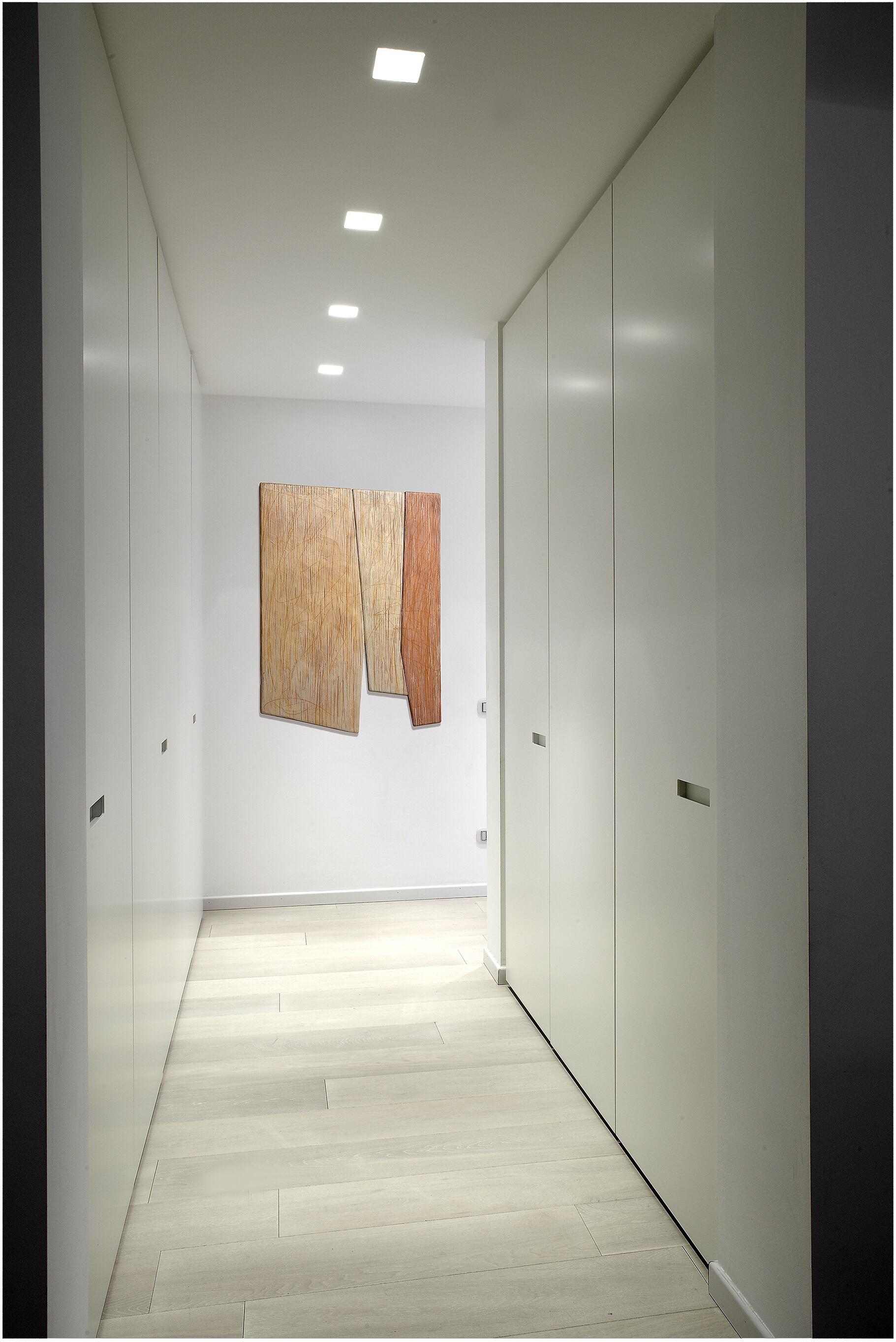 Il corridoio. Lungo, corto, largo o stretto?  SPAZIO soluzioni