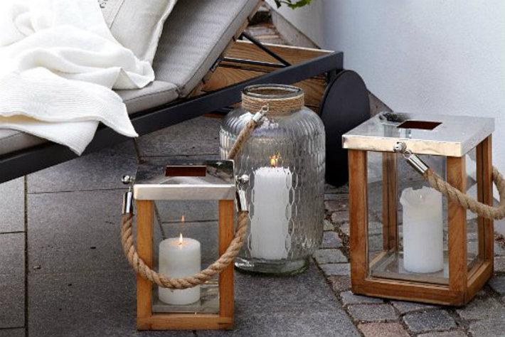 Costruire lanterne in legno profilati alluminio for Costruire tartarughiera in vetro