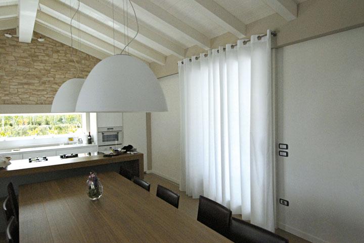 Tende nuove per rinnovare il look spazio soluzioni - Tende bagno moderne ...