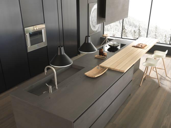 Modulnova-Kerlite-in-cucina-Trento-Arredamenti-Roma - SPAZIO soluzioni
