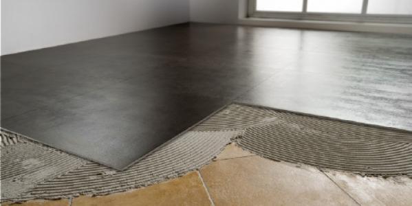 Ceramica sottile per pavimenti pannelli termoisolanti - Parquet da incollare su piastrelle ...