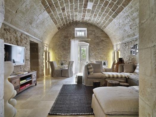 Volta a botte il soffitto un capolavoro spazio for Piani di casa bassa architettura del paese