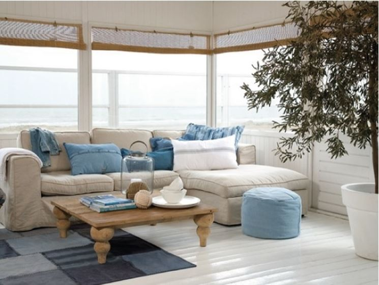 Consigli per arredare la casa al mare ng2 spazio soluzioni for Stili per la casa