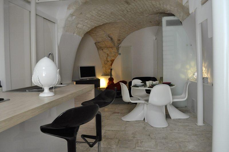 Volta a botte il soffitto un capolavoro spazio for Botte arredamento
