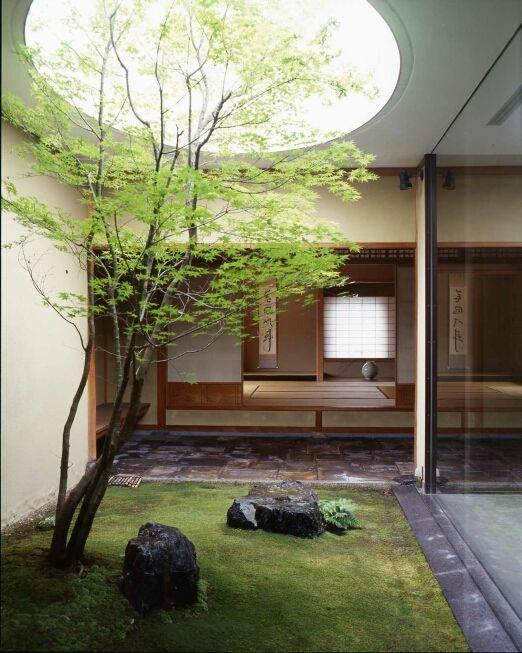 giardino-interno-casa-giapponese