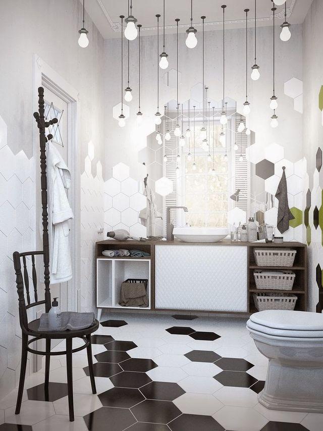 Bagno Con Rivestimento Effetto Legno Interior Design : Rivestimenti ...