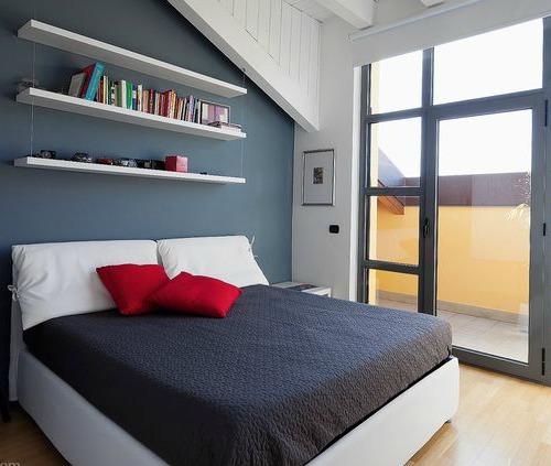 pareti-carta-da-zucchero-camera-da-letto-2 - SPAZIO soluzioni