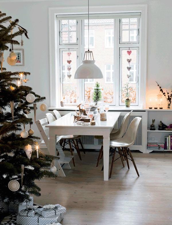 Addobbi Natalizi Stile Nordico.Stile Nordico A Natale Pochi Addobbi Ma Significativi