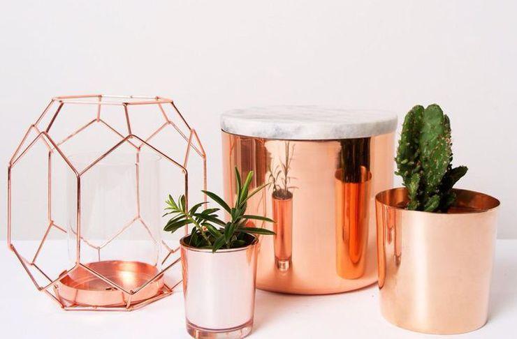 Rame: l'elemento metallico nel vostro arredamento