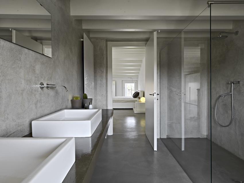 Favoloso La resina per rinnovare il bagno. - SPAZIO soluzioni KO95