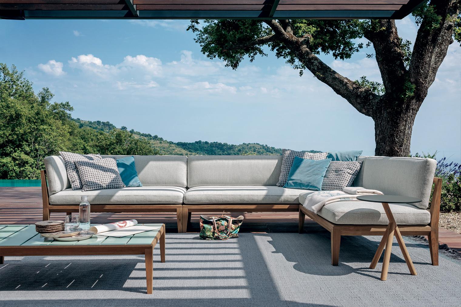 Terrazzi e giardini: nuovo look... - SPAZIO soluzioni