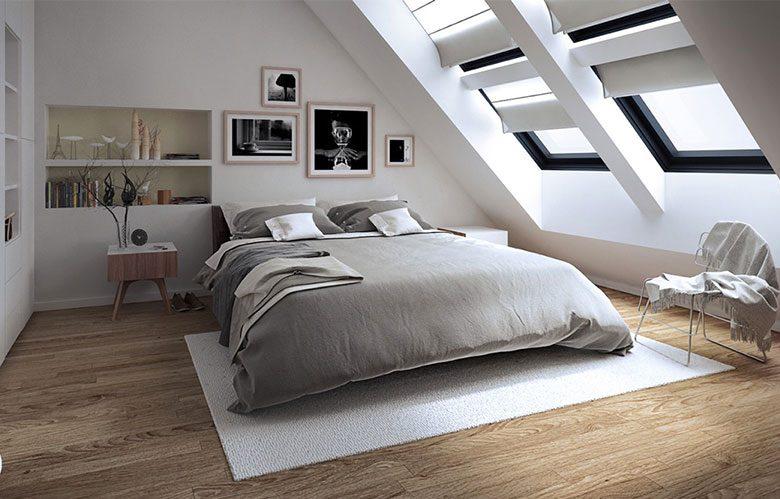 Illuminazione Camera Da Letto Mansardata : Camera da letto archivi spazio soluzioni
