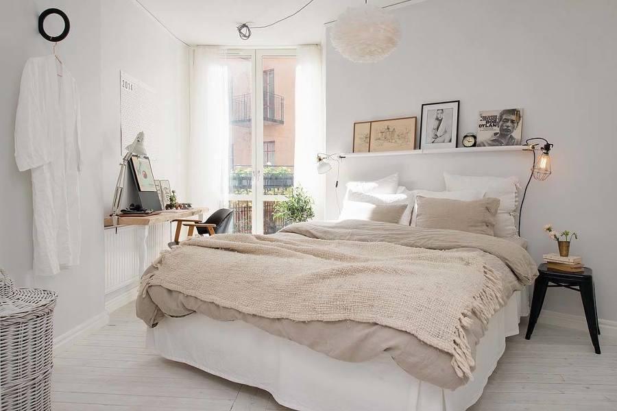 Camera da Letto Elegante e Sofisticata - SPAZIO soluzioni