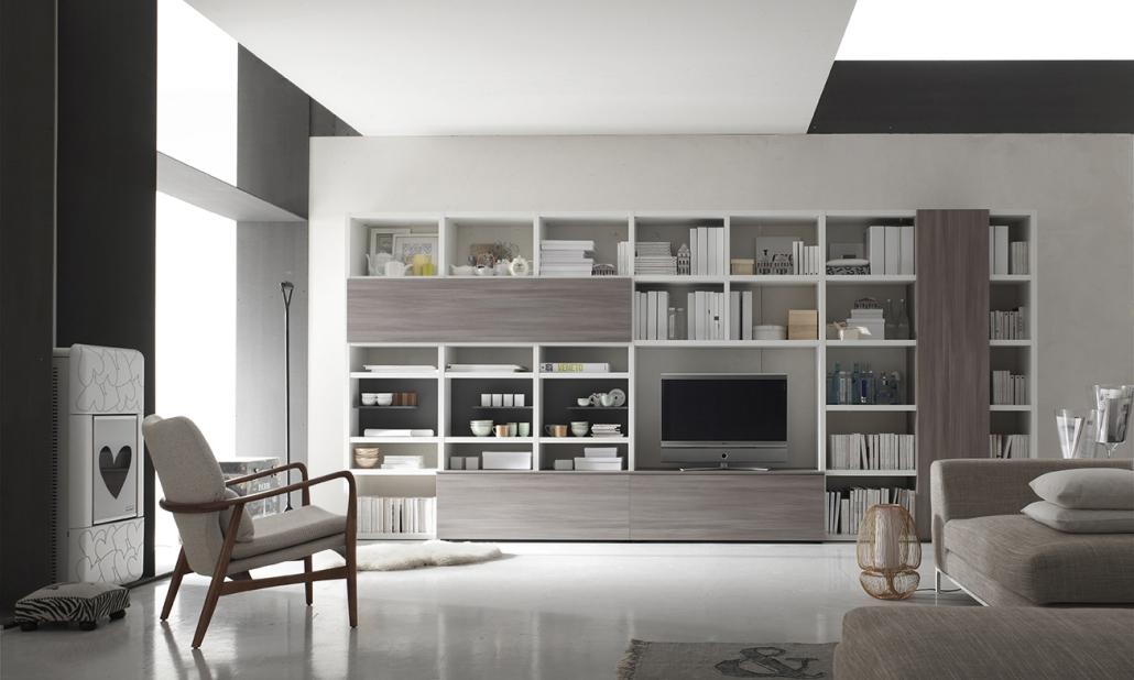 Santa lucia soggiorno 01 1030x618 spazio soluzioni for Offerte mobili salotto
