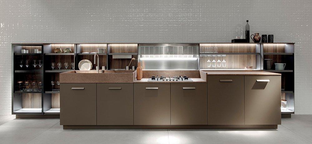 Materiali innovativi per le cucine