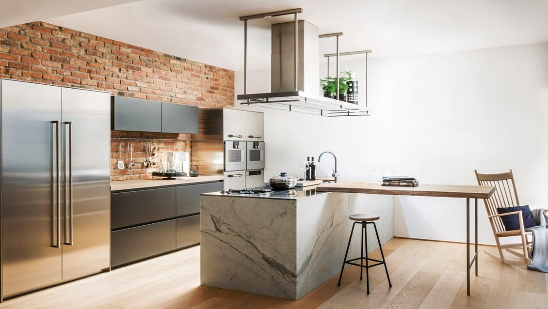 Spazio soluzioni idee per la casa - Cucine in acciaio ikea ...