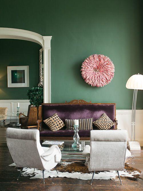 12d7564b68 La scelta di pareti in verde pastello assicura maggiore luminosità agli  ambienti. Soprattutto le tonalità tendenti al chiaro sono più sbarazzine,  ...