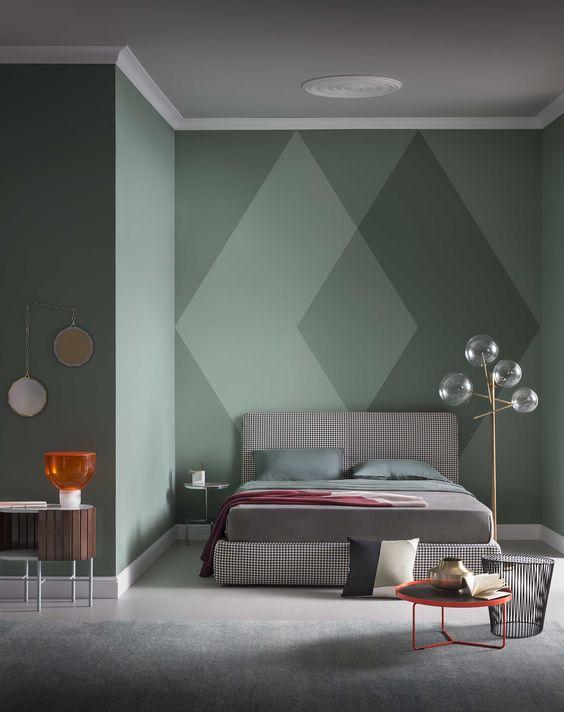 verde per le pareti di casa